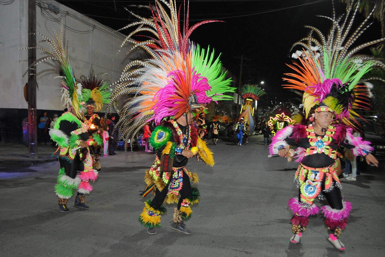 El primer grupo de Danza Azteca originario de Torreón 464630b2228
