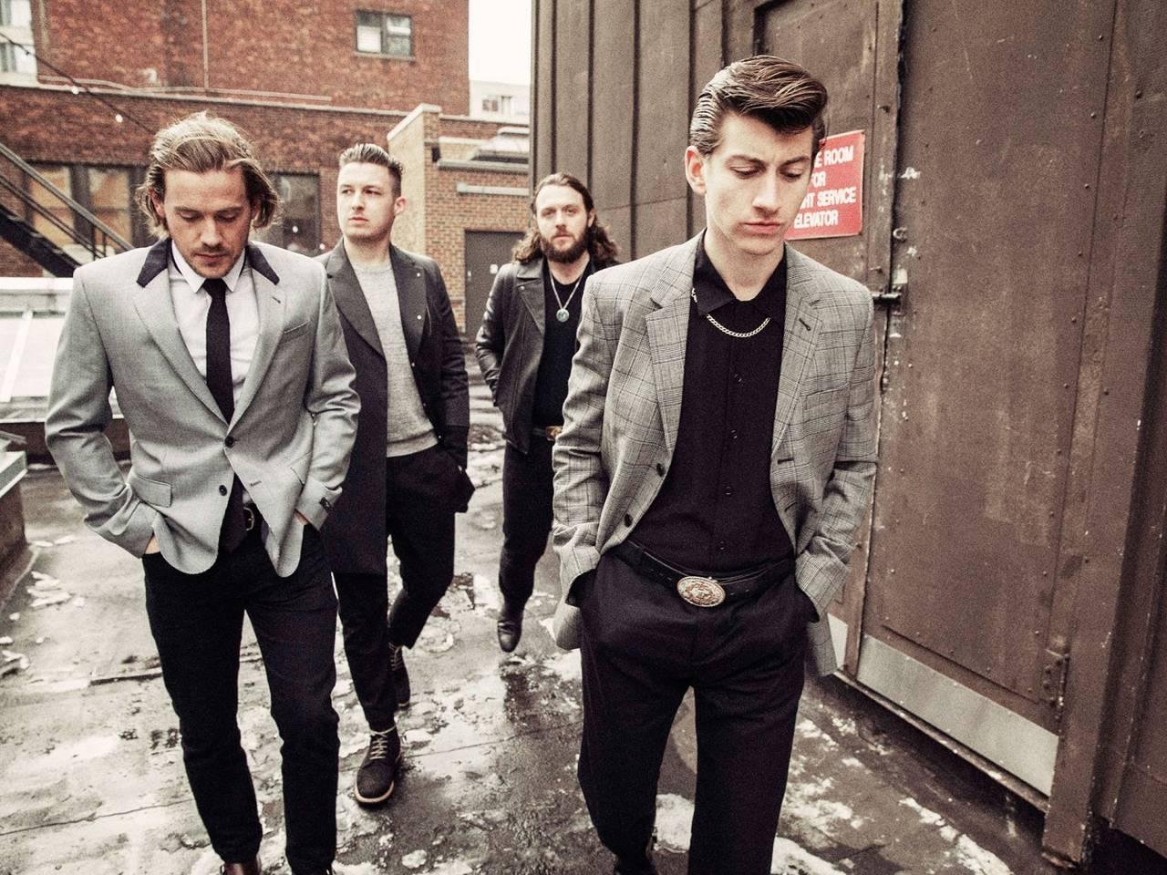 Arctic Monkeys podría regresar en 2017