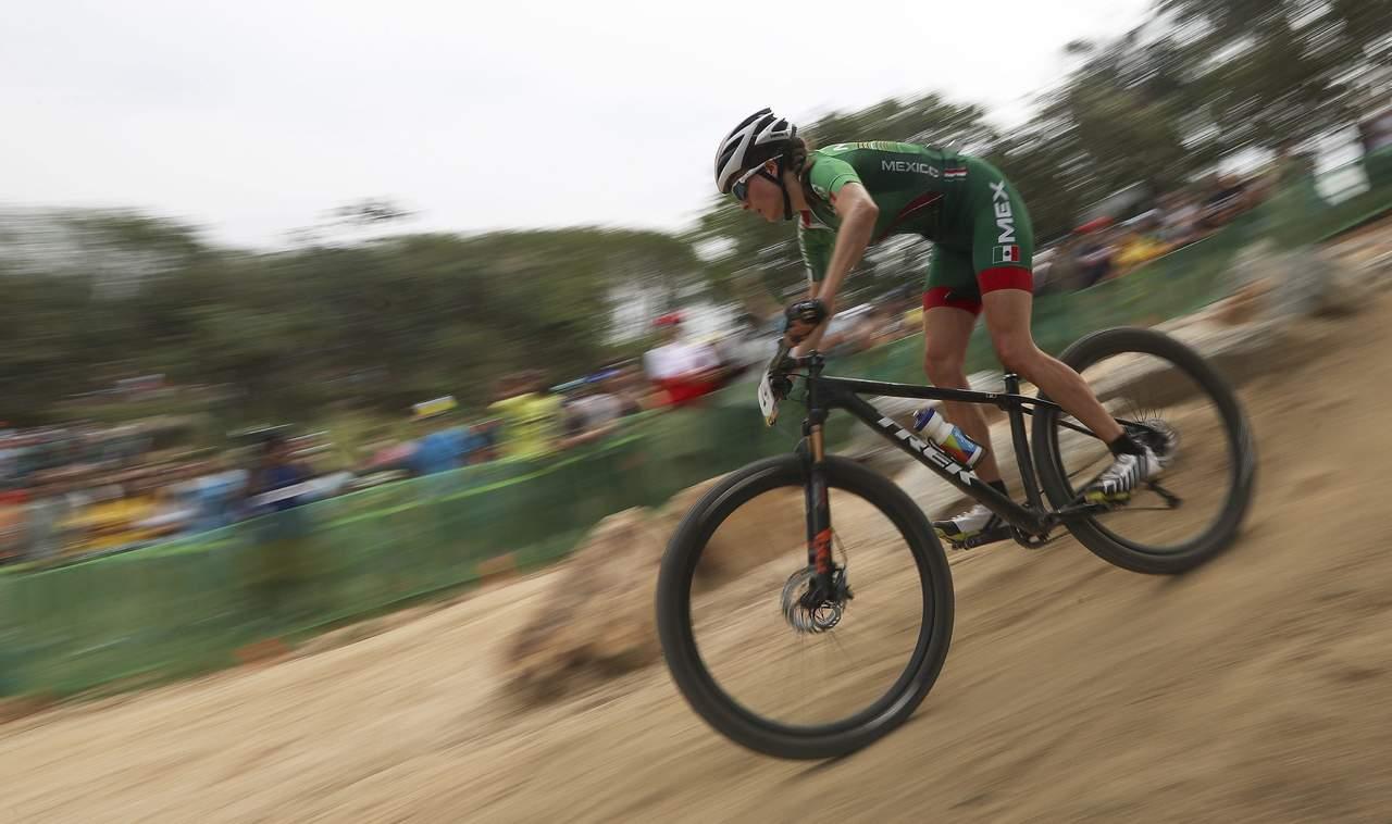 Ciclista daniela campuzano se enrola a equipo franc s de mtb for Equipos de ciclismo