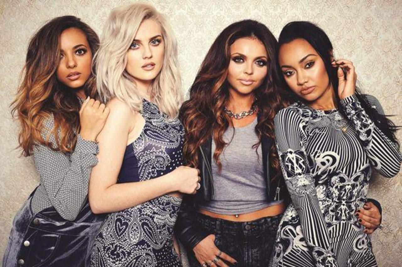 Banda  Little Mix presenta videoclip del sencillo Touch