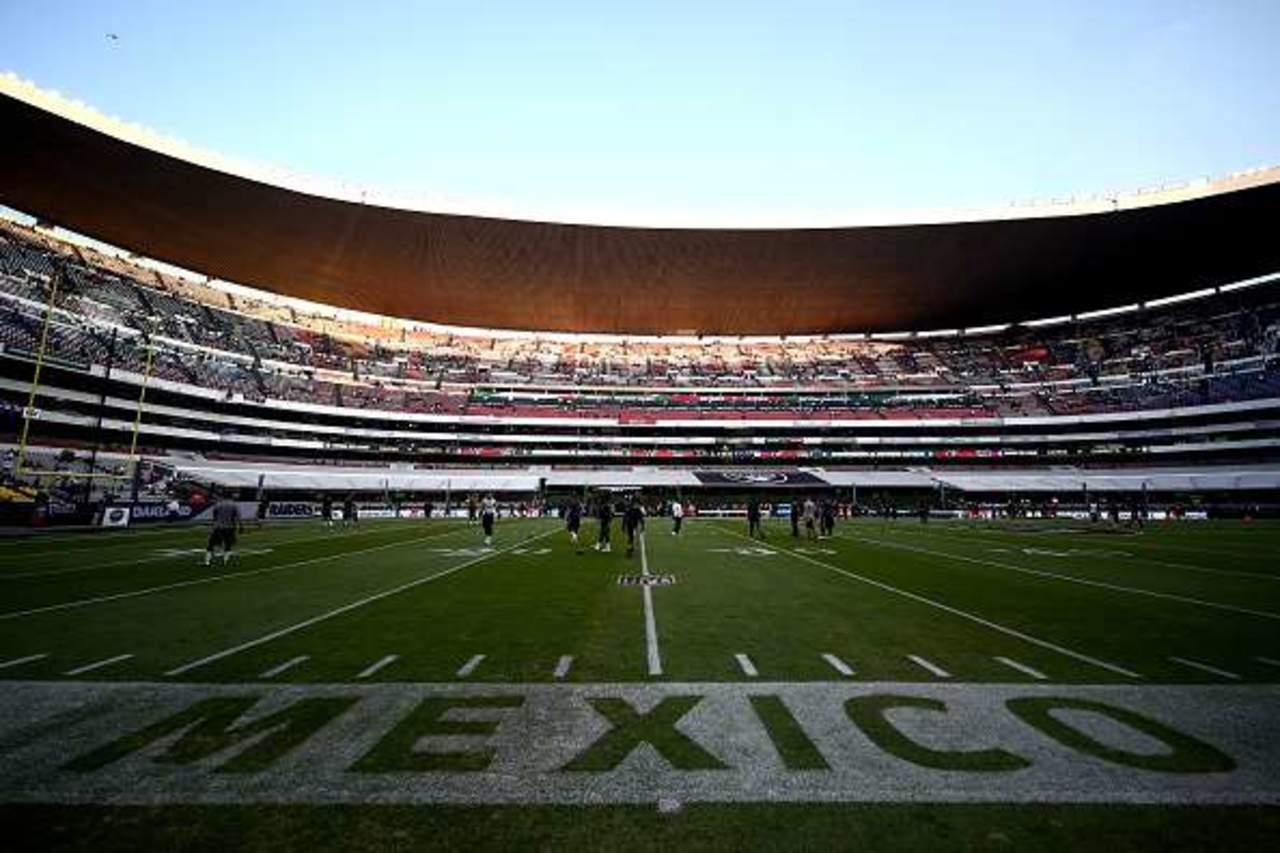 Contentos Patriotas y Raiders por jugar en México 2017 aa27bf033fe
