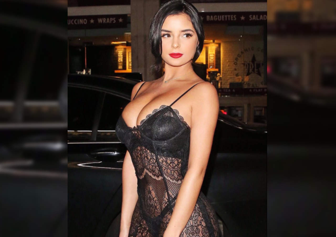 Sorprende doble de Selena Gomez con atuendo
