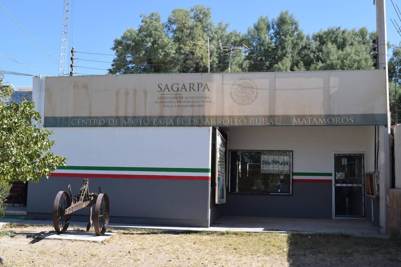Detenidos tr mites en oficinas de la sagarpa for Oficina virtual de tramits cap