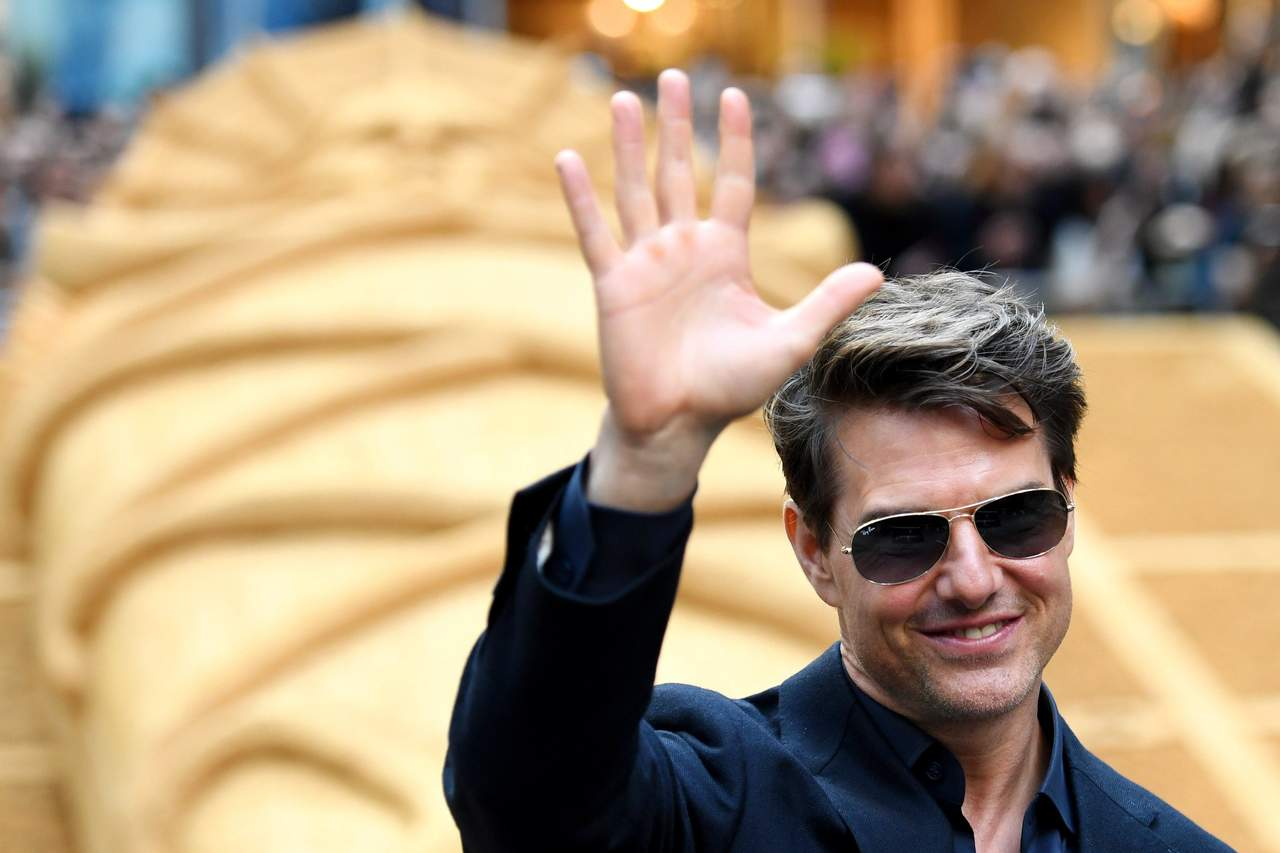 Tom Cruise confirma secuela de Top gun