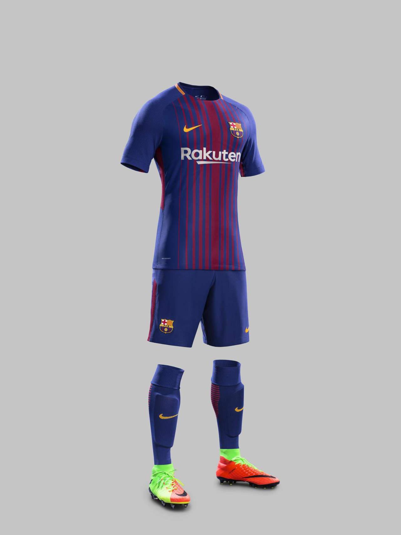 uniforme del Barcelona hombre