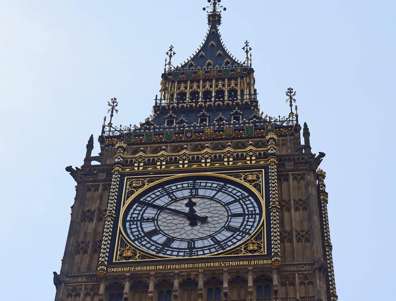 Reloj big ben smbolo histrico y turstico de reino unido malvernweather Choice Image