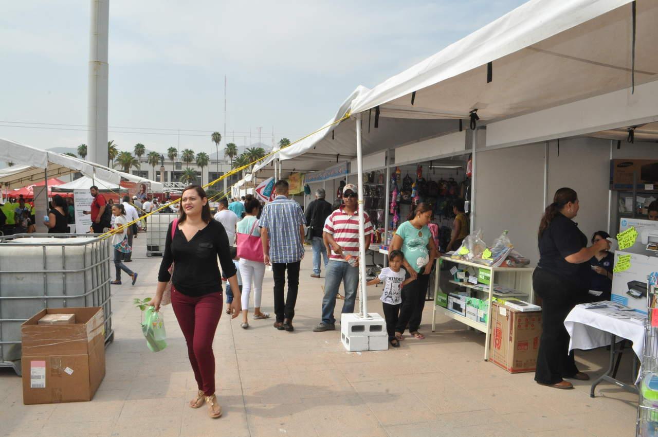 Arranca La Feria Del Regreso A Clases El Siglo De Torreon