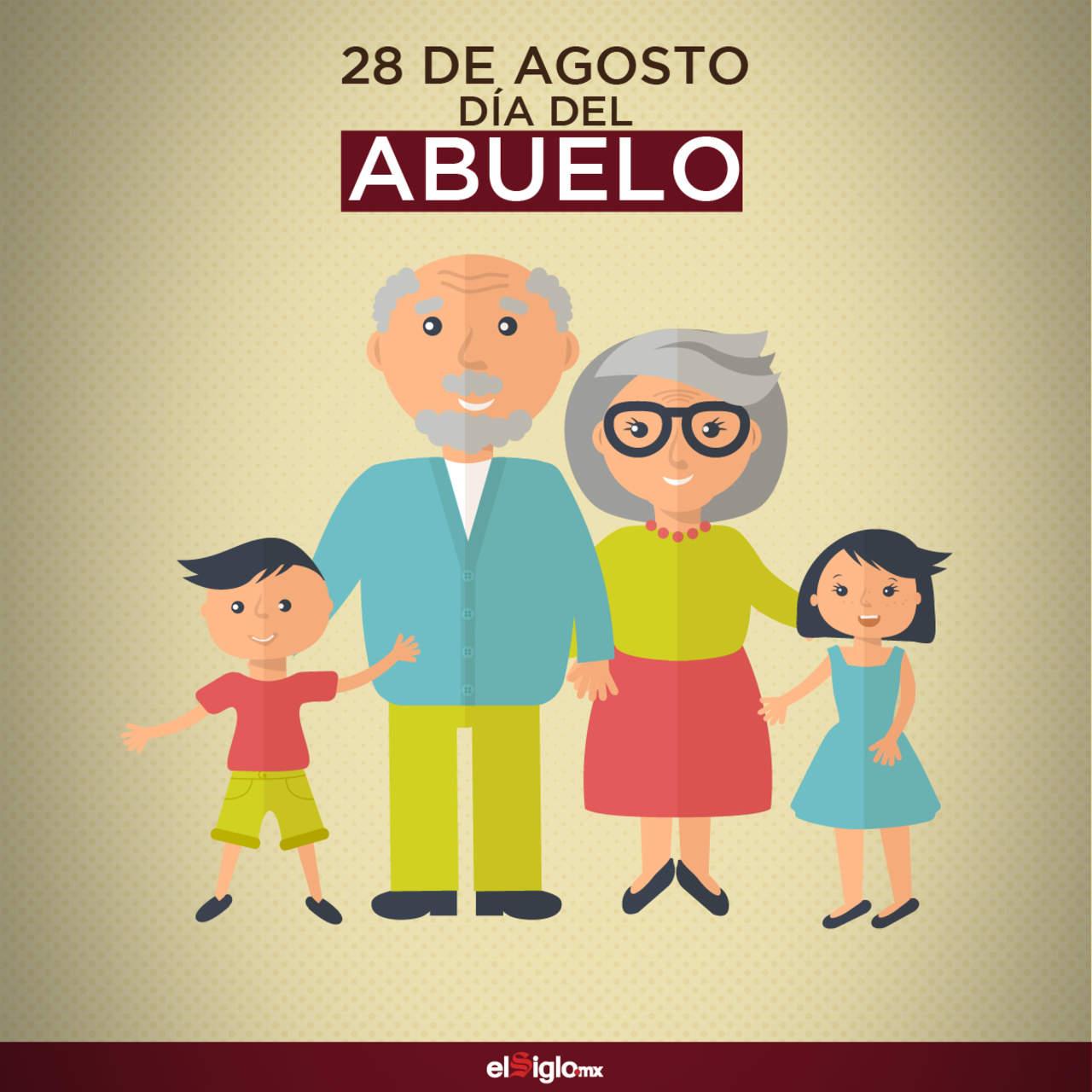 Dia Del Abuelo En Mexico