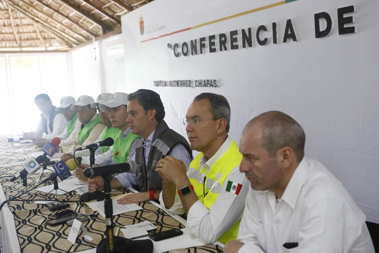 Clases en Chiapas se reanudarán hasta nuevo aviso: SEP
