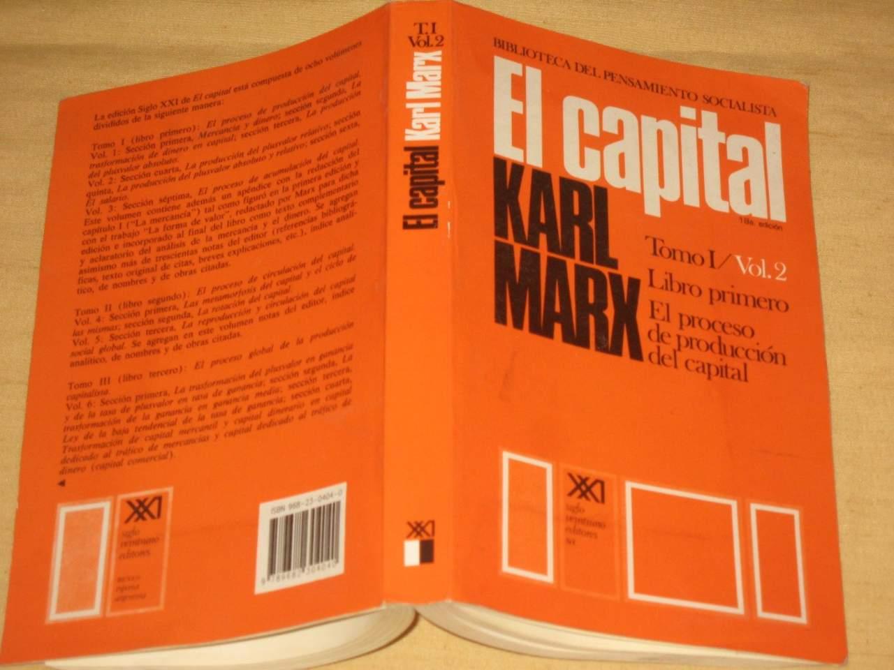 De acuerdo a un especialista, 'El Capital' se vuelve una lectura