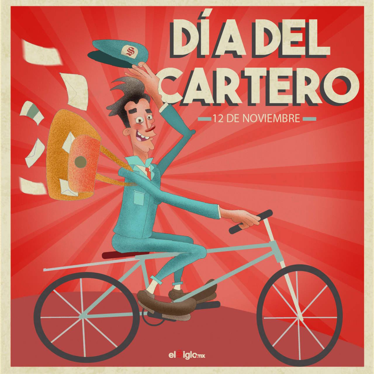 México El Celebra Por Se Cartero Día En Ocasión 1931 Primera Del BnxvAqq