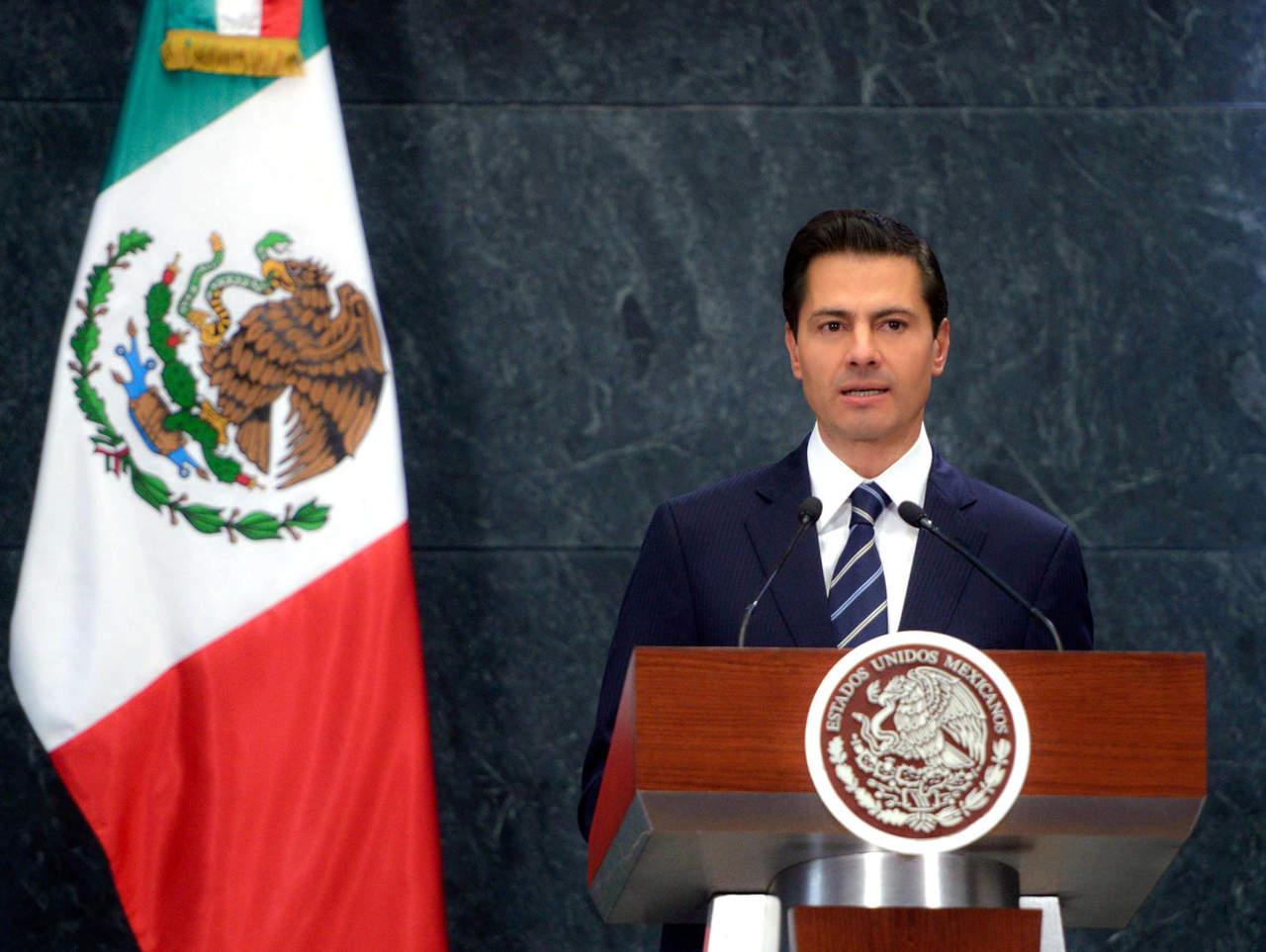 Solo cinco funcionarios de EPN permanecen en cargos iniciales. Noticias en tiempo real
