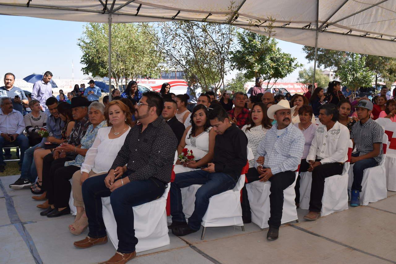 En San Pedro preparan bodas comunitarias. Noticias en tiempo real