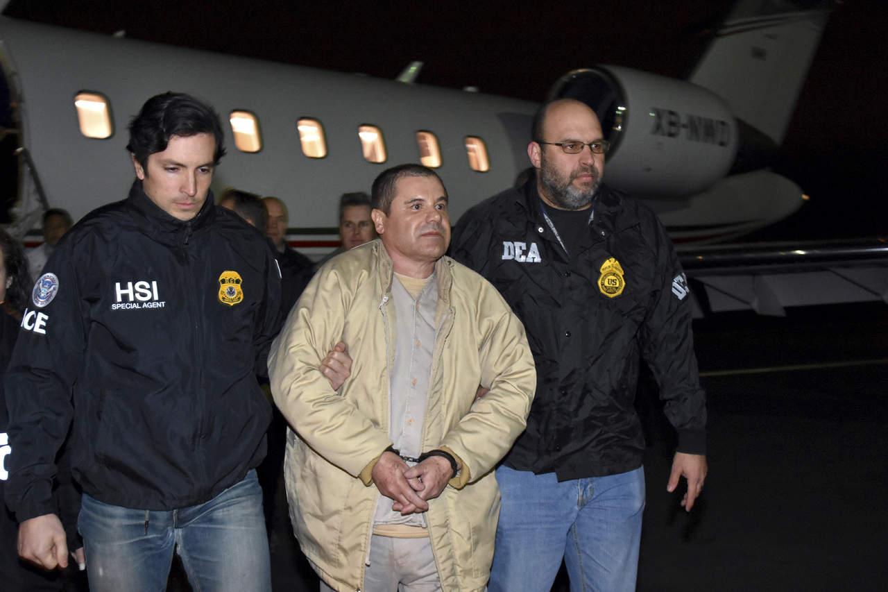 #LoMásLeído Aplazan hasta septiembre inicio de juicio contra El Chapo. Noticias en tiempo real