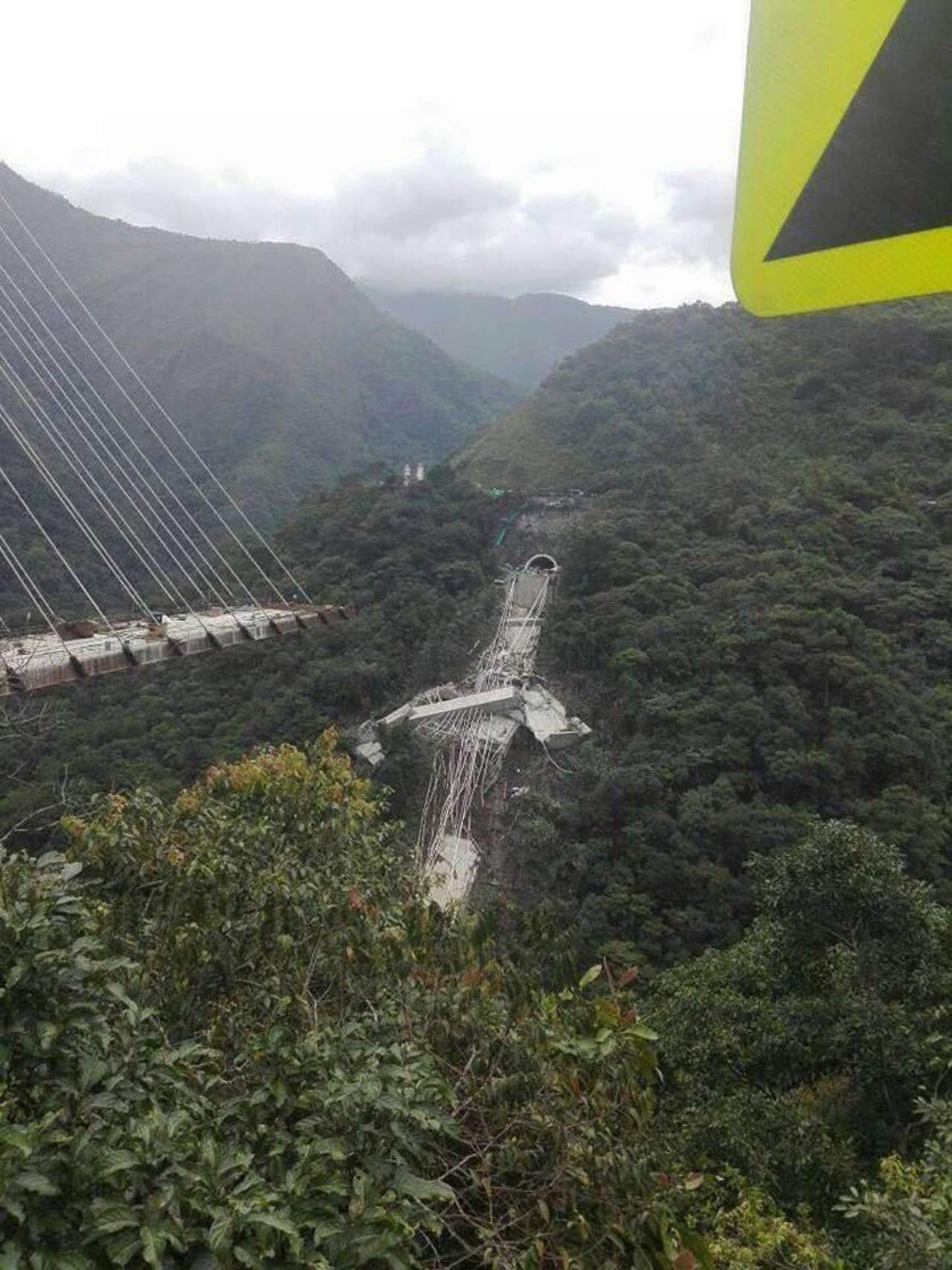 Puente Colapsado Difundido En Redes No Es El Baluarte El Siglo De