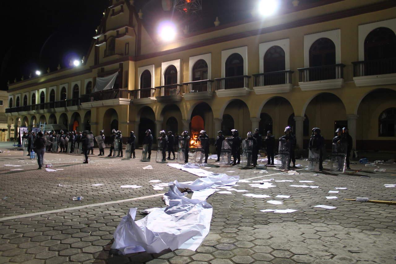 Emiten recomendación a Puebla y a municipio por linchamientos hace dos años. Noticias en tiempo real
