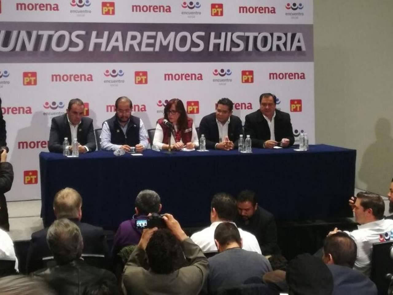 Con encuesta definirán candidato de Juntos Haremos Historia en Morelos. Noticias en tiempo real