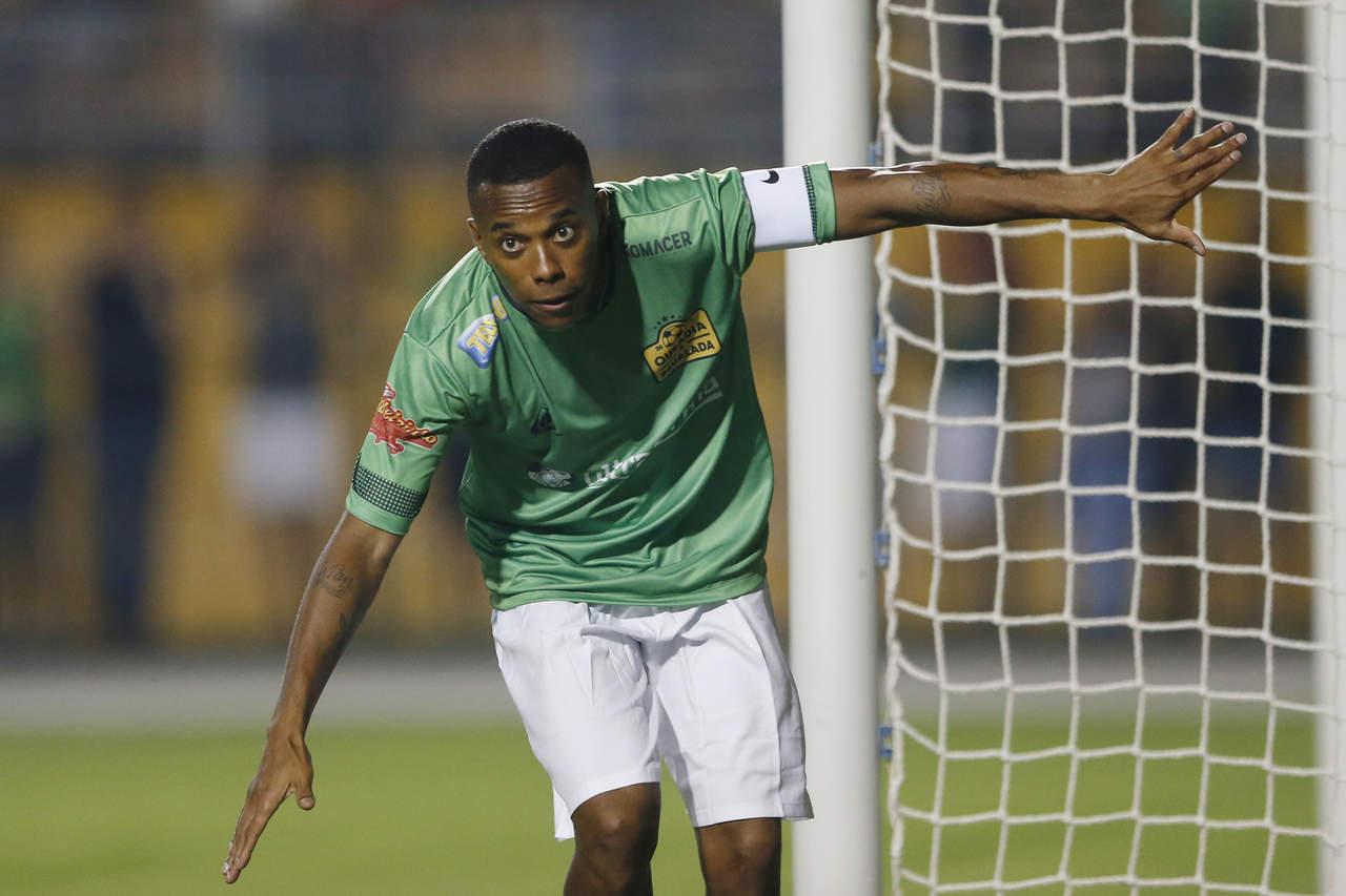 Robinho, 'condenado', será jugador del Sivasspor