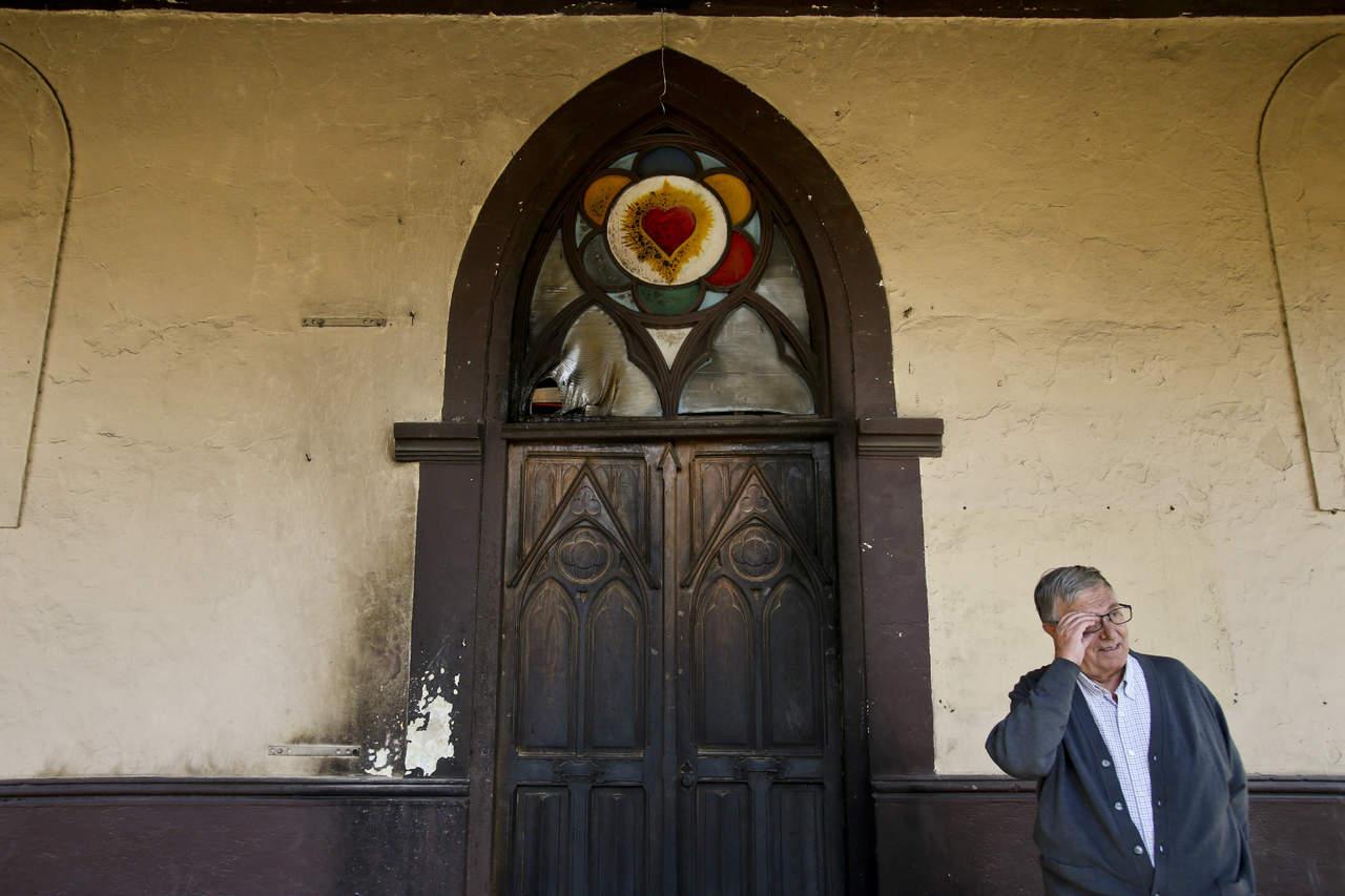 Incendian otra iglesia en Chile; suman 13 en 11 días