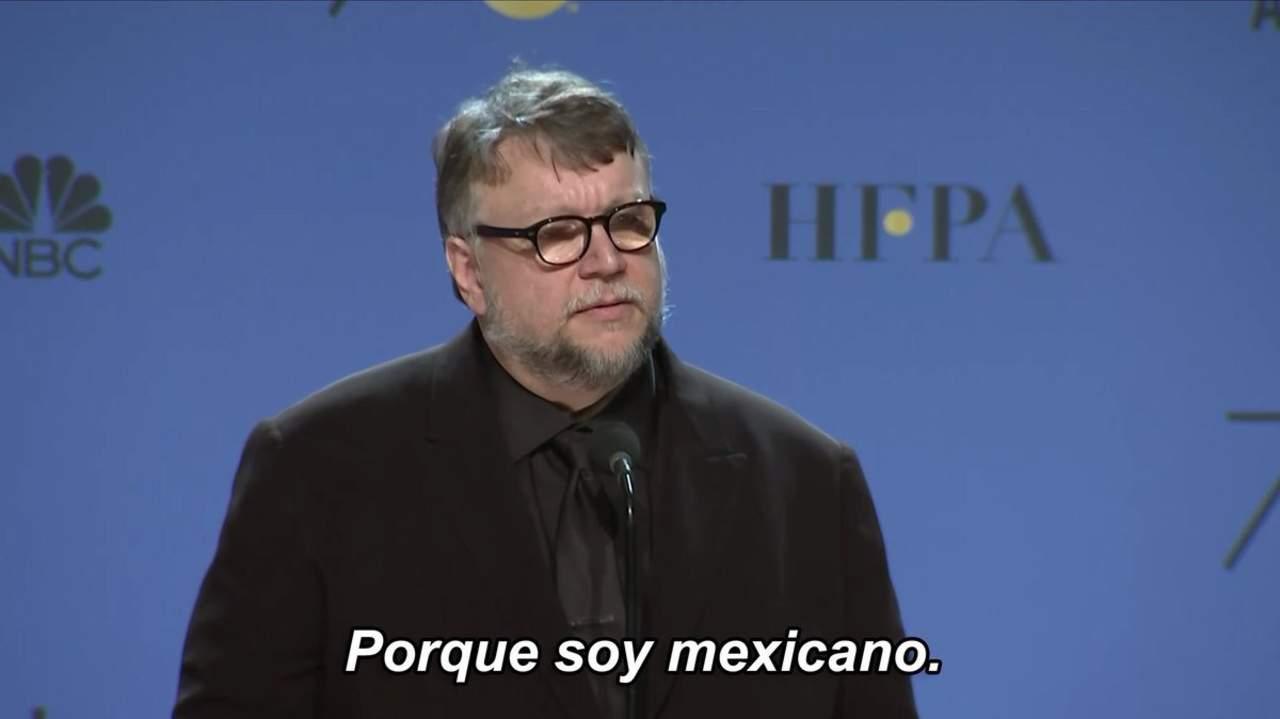 'Porque soy mexicano', la frase de Del Toro que dio memes