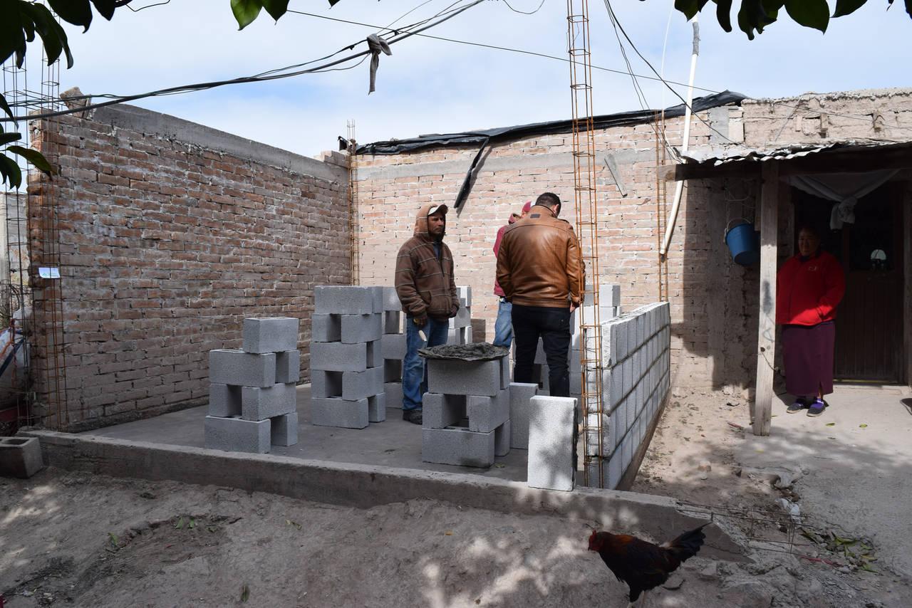 Comienza programa para construir cuartos el siglo de torre n for Programa para disenar cuartos