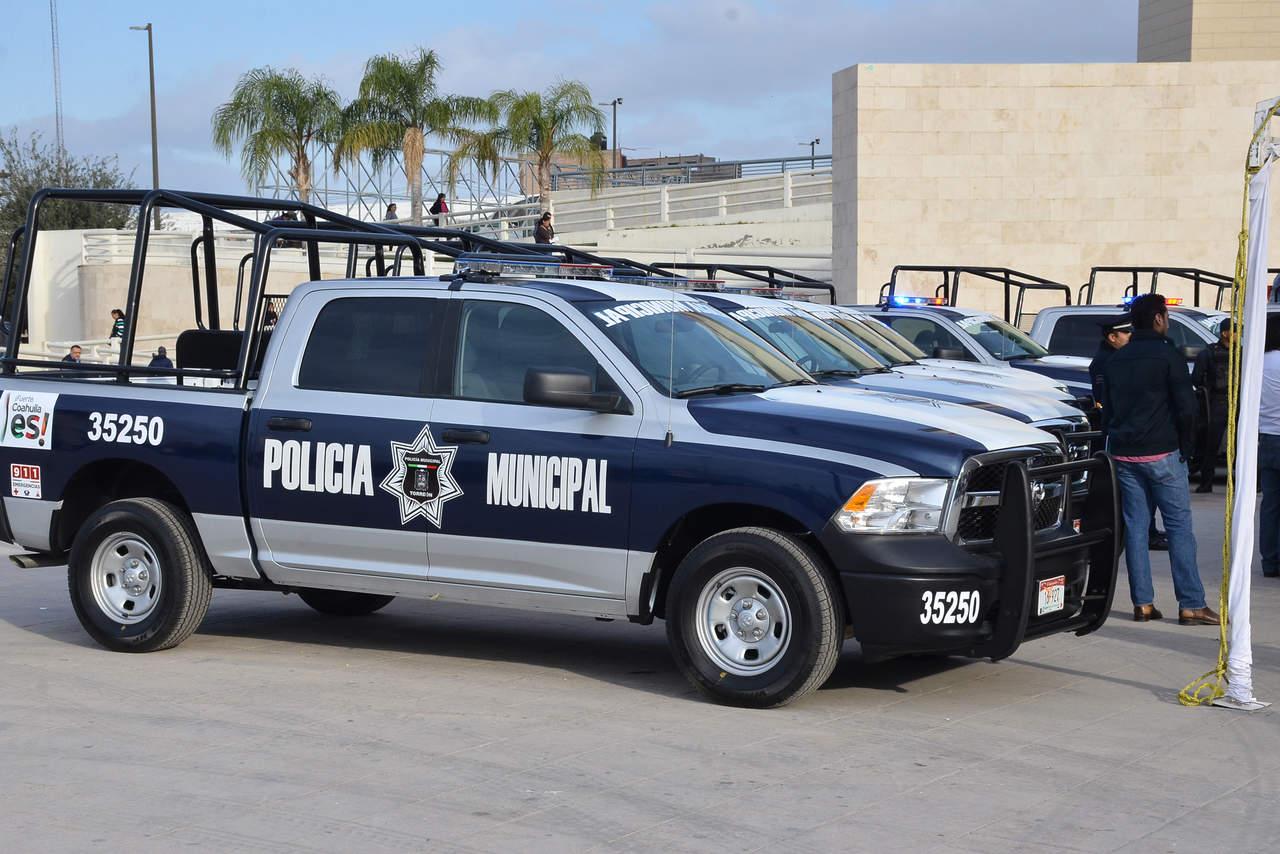 Entrega Estado 20 patrullas a Torreón. Noticias en tiempo real
