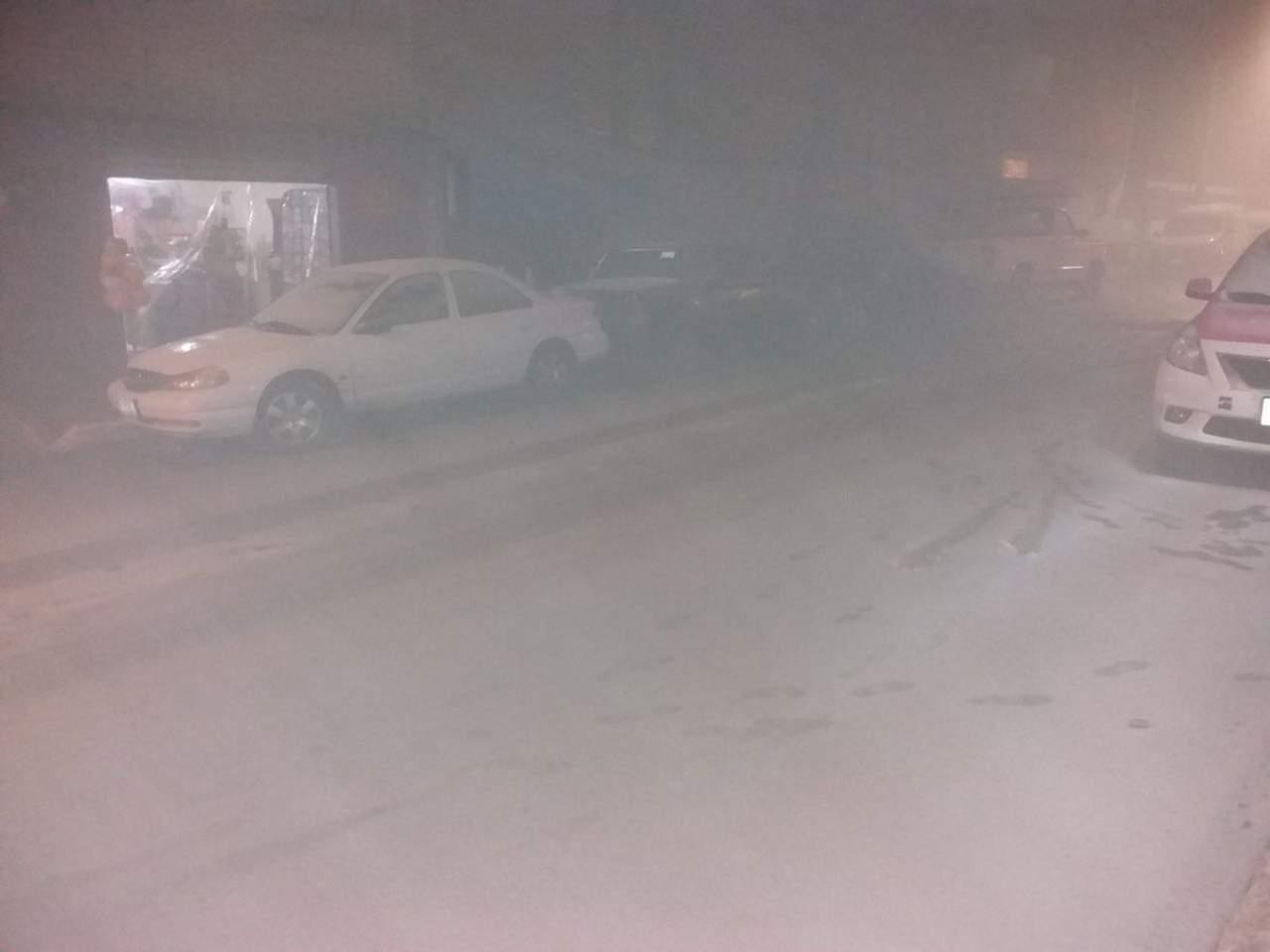 Reportan aguanieve en la México-Toluca. Noticias en tiempo real