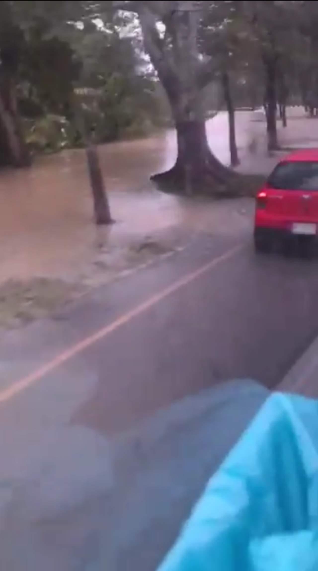 Lluvias provocan afectaciones en municipios de Tabasco. Noticias en tiempo real