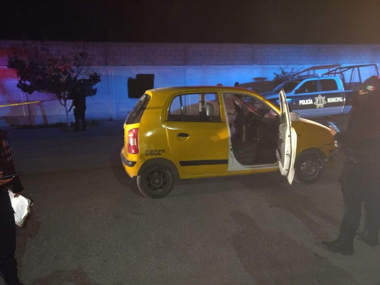 Matan a taxista en la colonia Valle Oriente 27e2502e74102