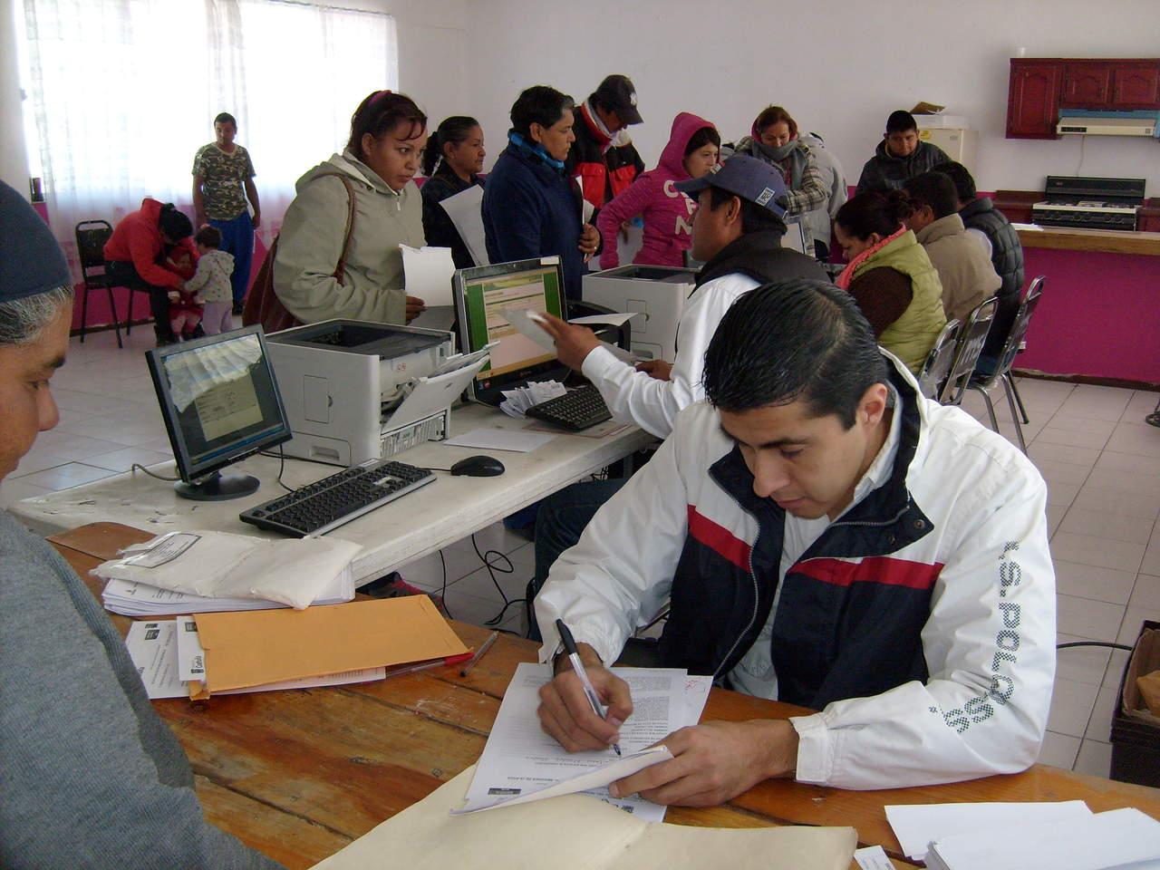 El viernes habrá brigada del Registro Civil en San Pedro. Noticias en tiempo real