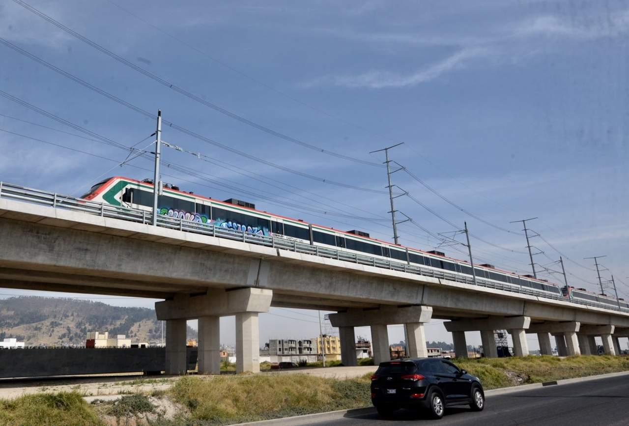 Iniciará tren México-Toluca pruebas en el segundo semestre: SCT. Noticias en tiempo real