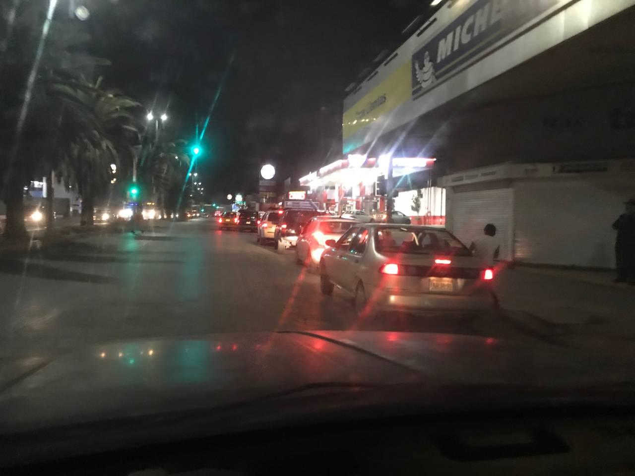 Piden vigilancia vial en el Revolución