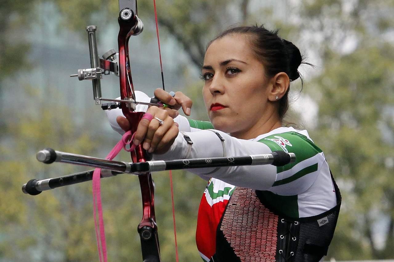 Aida Román se queda con la plata en Mundial de Arquería. Noticias en tiempo real