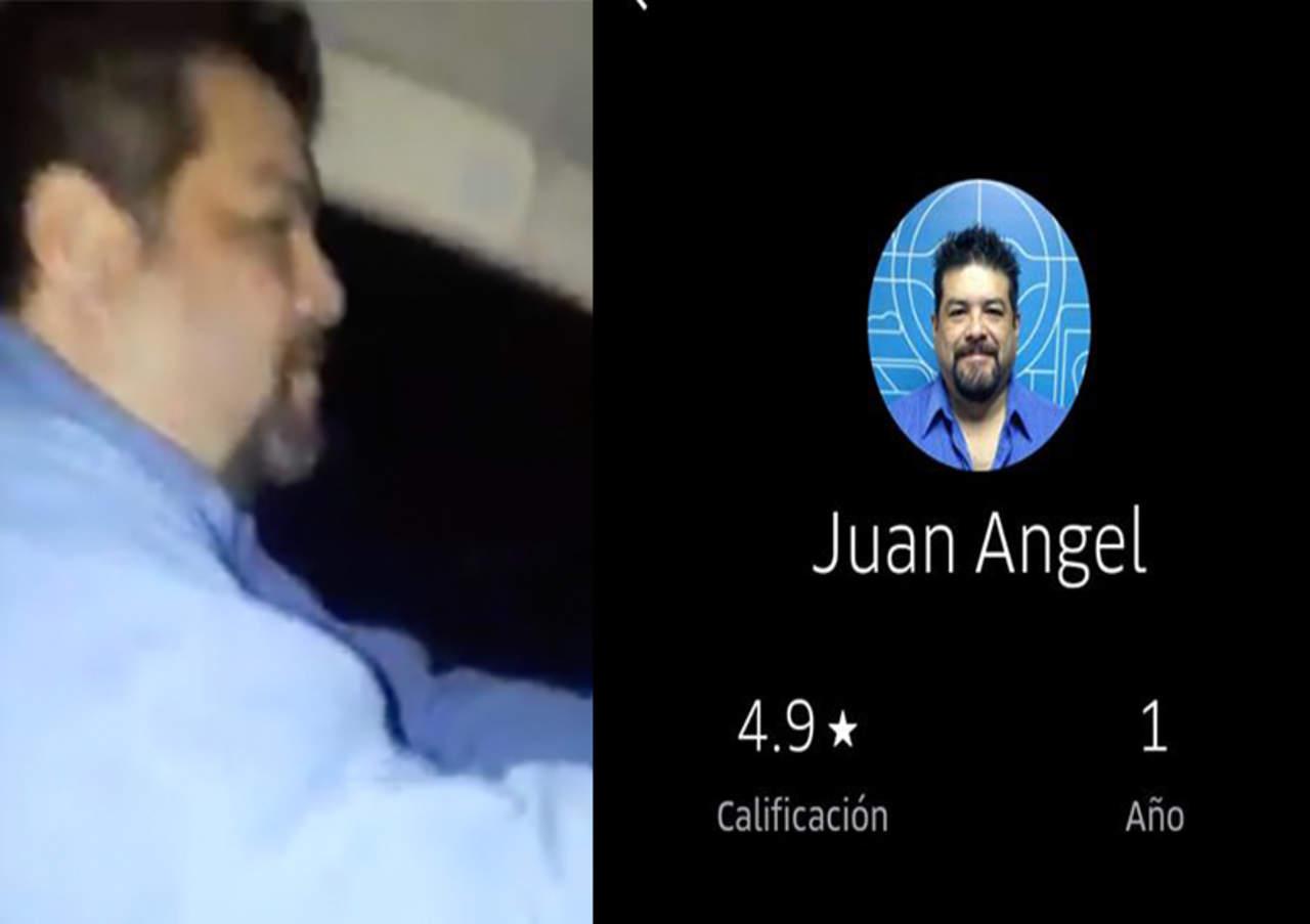 Uber comediante se hace viral en redes sociales. Noticias en tiempo real