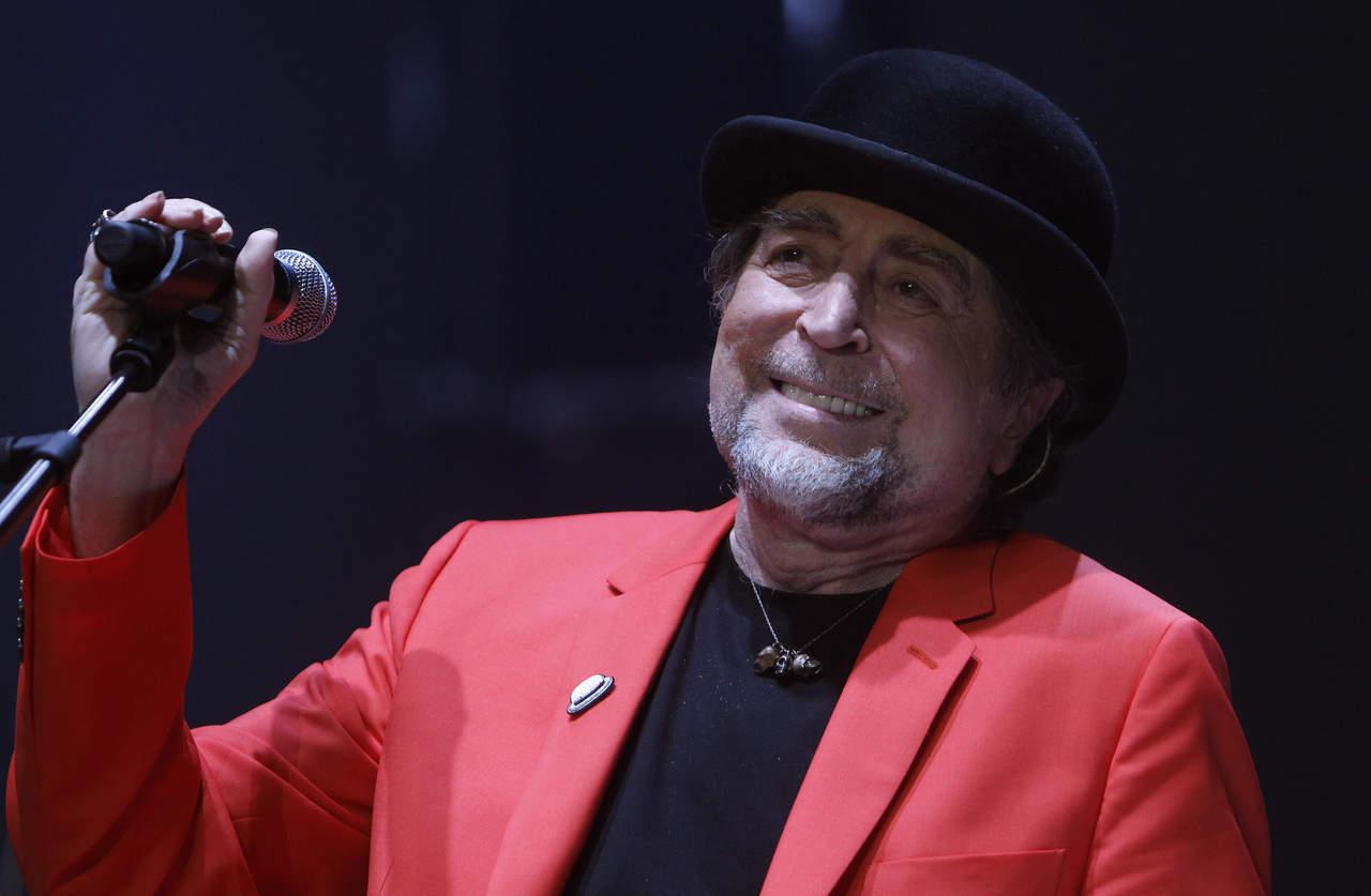 Joaquín Sabina cancela dos conciertos por accidente. Noticias en tiempo real
