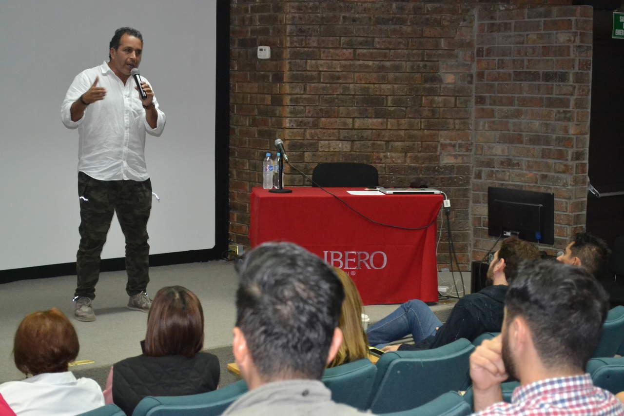 Cuando Loza habló en Torreón de las amenazas que había recibido. Noticias en tiempo real