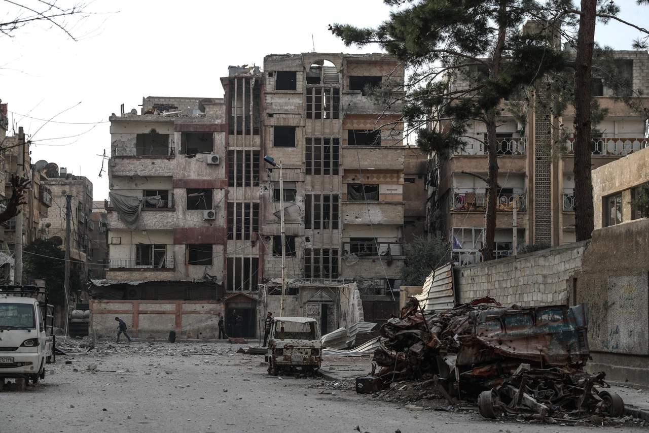 Nueve centros sanitarios, fuera de servicio por ataques en Guta Oriental. Noticias en tiempo real