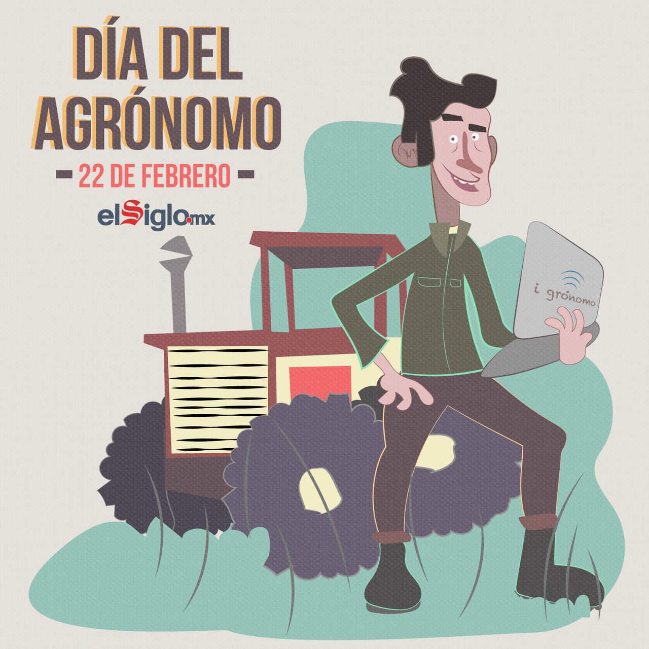 Hoy se celebra el d a del agr nomo en m xico siglo torre n for Espectaculos del dia de hoy en mexico