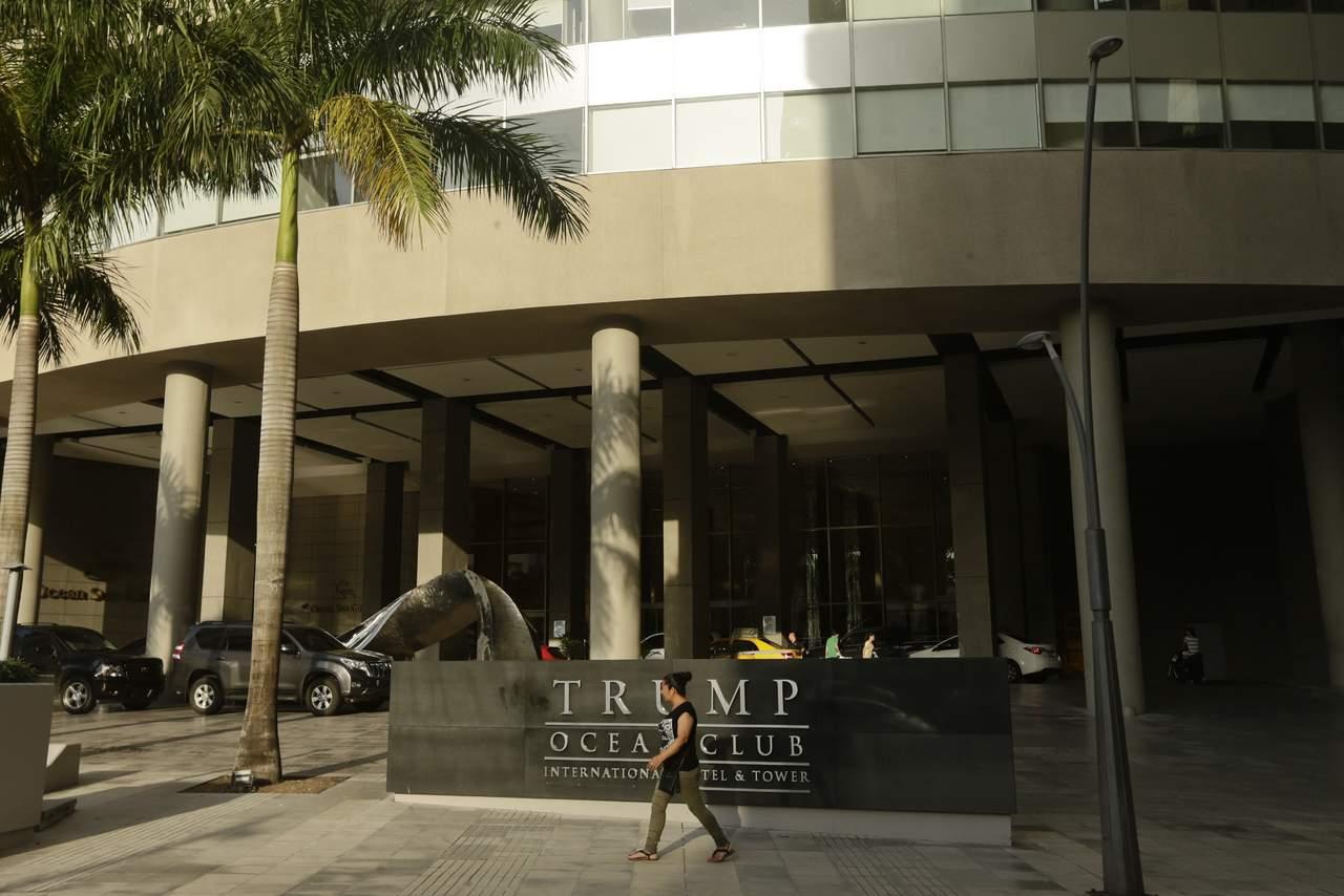 Tratan de desalojar a equipo de Trump de hotel en Panamá. Noticias en tiempo real