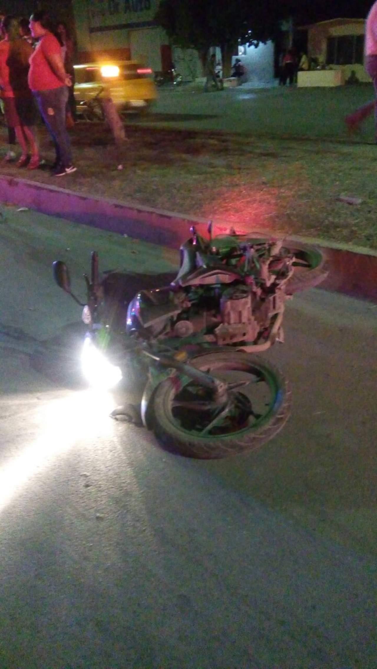 Muere mujer de la tercera edad arrollada por motocicleta. Noticias en tiempo real