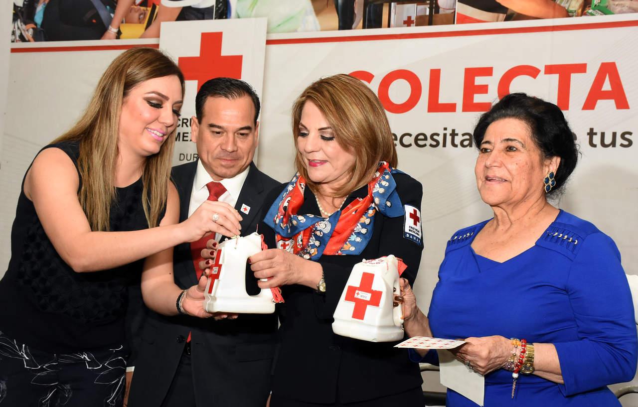Inicia Colecta Anual de la Cruz Roja en Gómez Palacio. Noticias en tiempo real