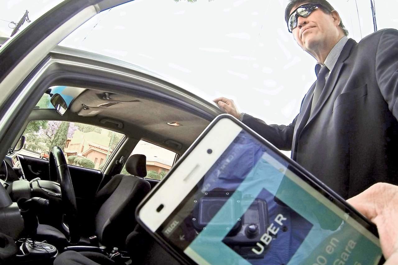 Datos bancarios de usuarios de Uber México están a salvo. Noticias en tiempo real
