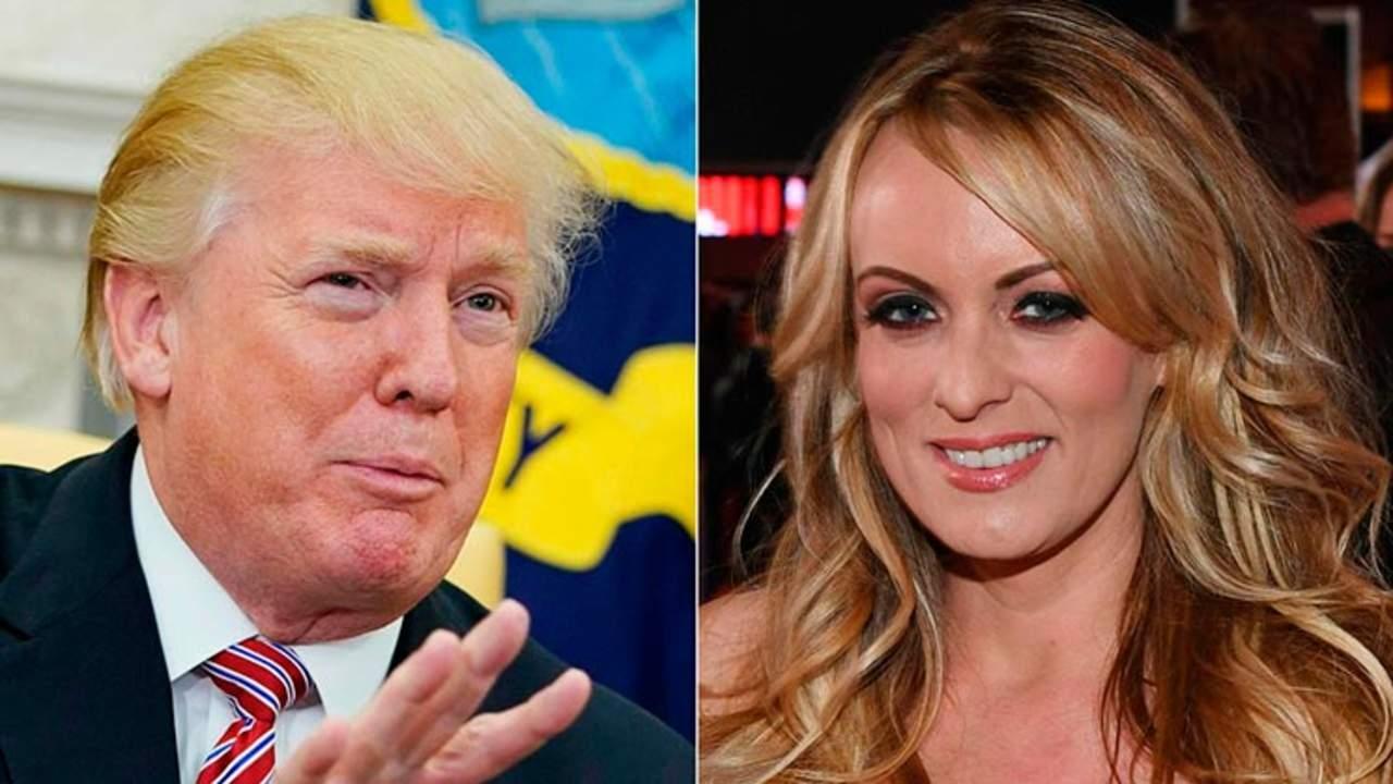 Actriz porno lanza campaña para financiar su demanda contra Trump. Noticias en tiempo real