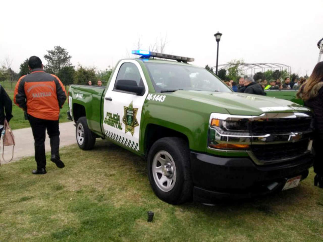 Entra en operación la Policía Ambiental en Saltillo. Noticias en tiempo real