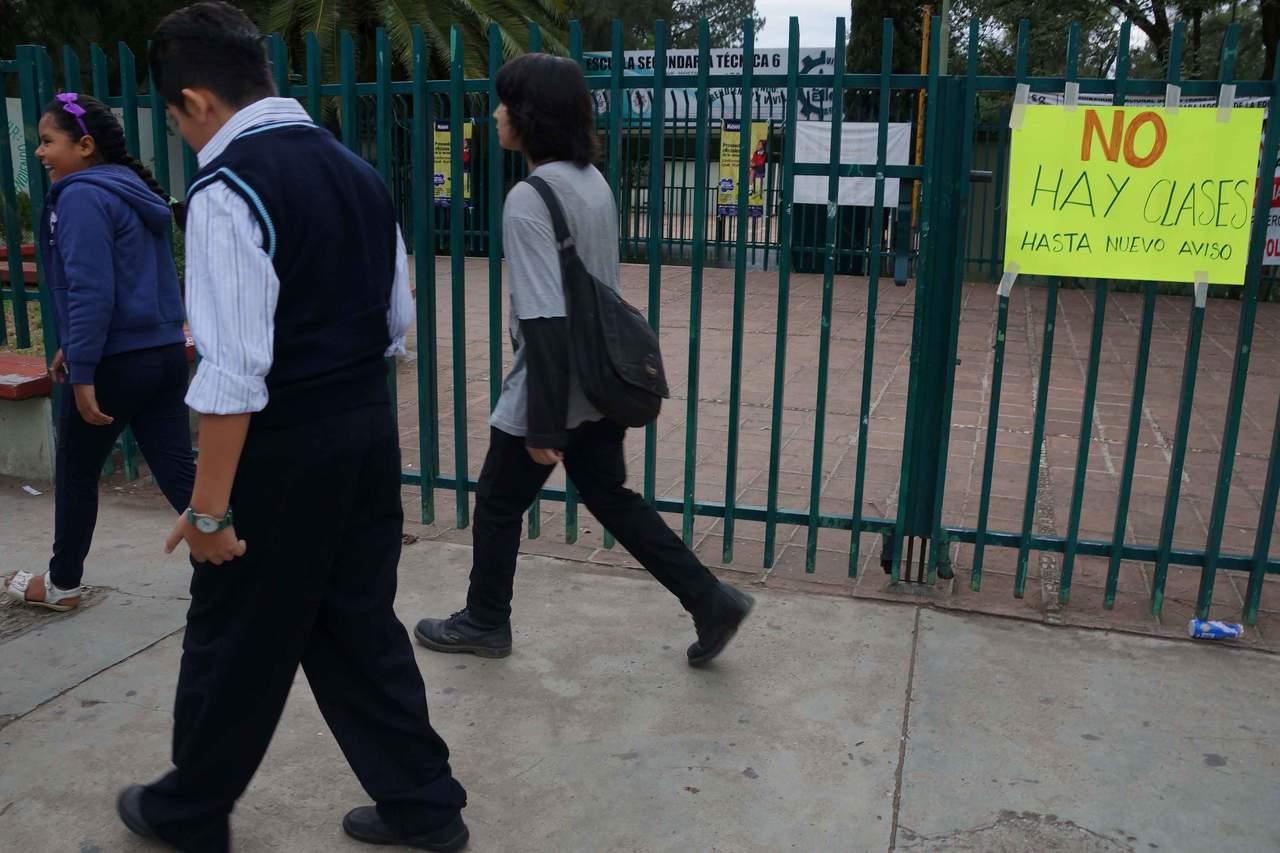 Solicita SEP lista de maestros con ausencias en Oaxaca. Noticias en tiempo real