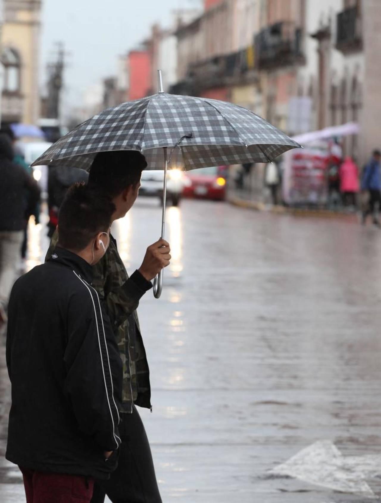 Prevé SMN menos lluvias para este mes