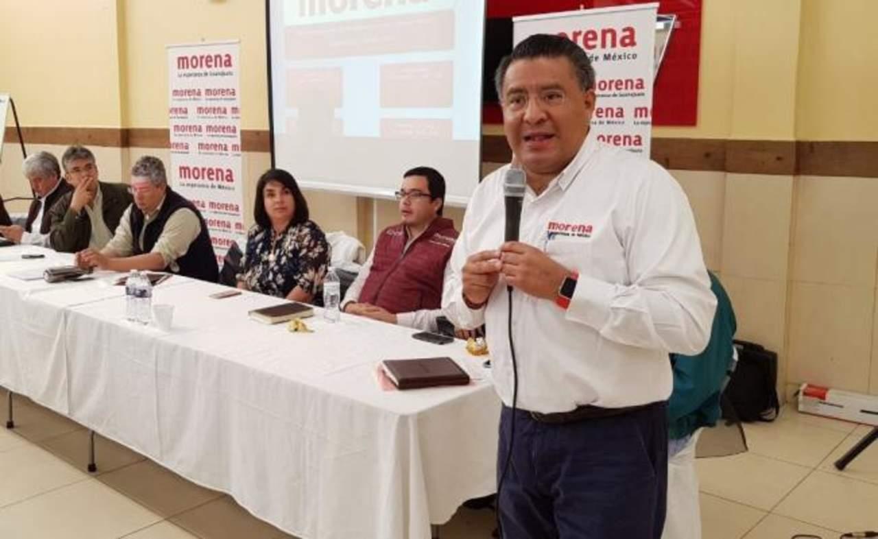 Pide Morena al INE suspender Salario Rosa en Chiapas y Edomex. Noticias en tiempo real