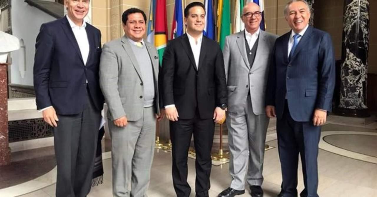 Coalición Por México al Frente pide a OEA ser observador electoral. Noticias en tiempo real