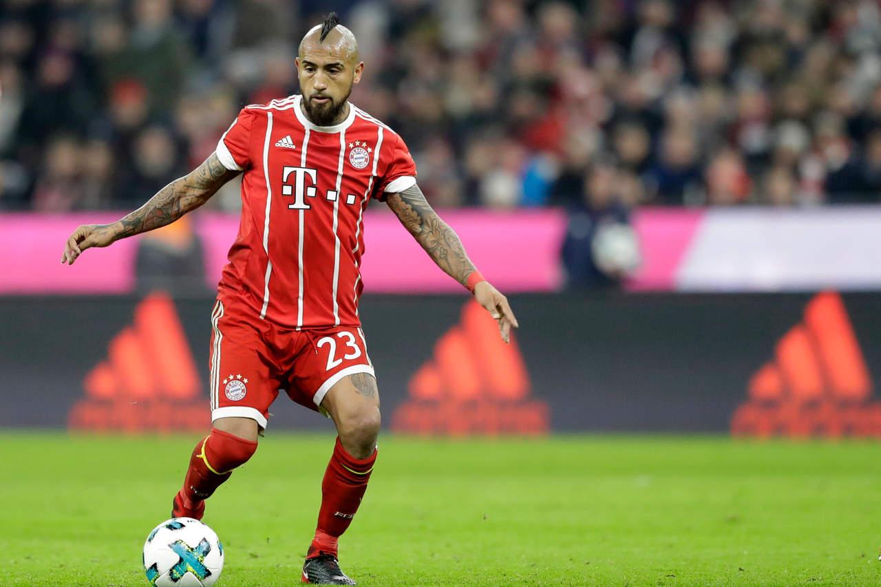 Vidal se pierde el resto de la temporada con Bayern Munich. Noticias en tiempo real
