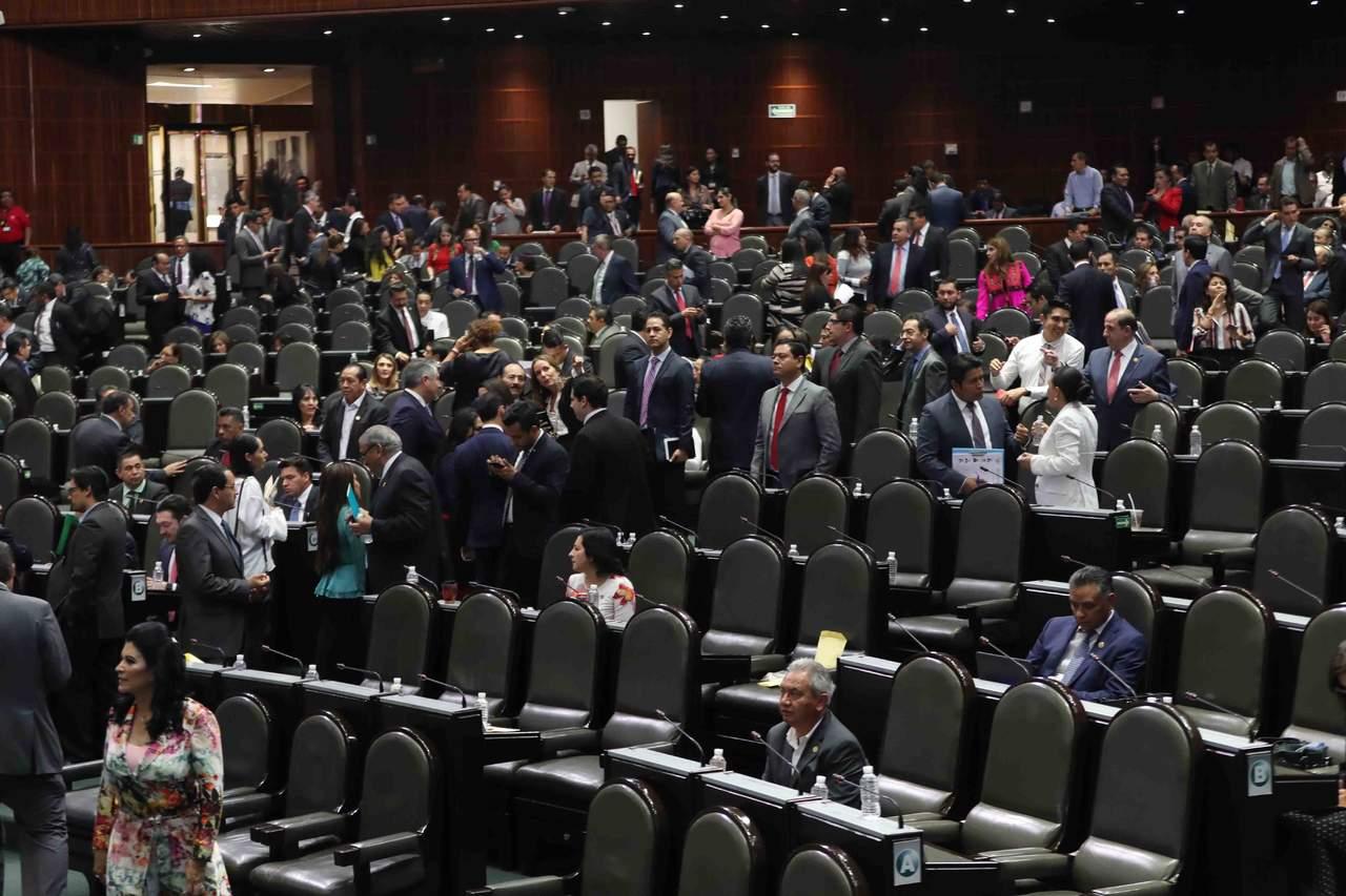 Diputados avanzan en eliminación del fuero. Noticias en tiempo real